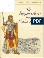 Roman Army From Caesar to Trajan (Old Plates)