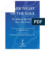 Dark Night of the Soul - St. John of the Cross