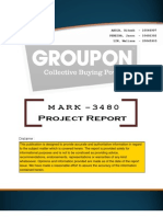 Mark-3480 Project Report