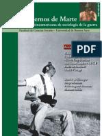 Cuadernos de Marte, nº 00, mayo 2010