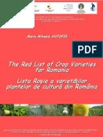 Red List of Crop Varieties Content