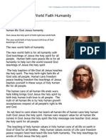 Hubpages.com-God Jesus New World Faith Humanity