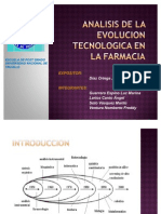 Analisis de La Evolucion Tecnologica en La Farmacia