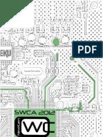 SWCA 2012 Conference Program