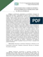 Comportamento informacional na produção científica