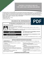 MFI2670XEM Manual Refrigerador