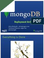 MongoDB Tokyo Deploy
