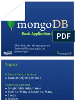 MongoDB Tokyo Design