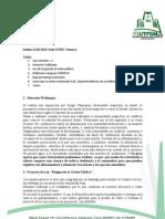 Resumen CONFECH 21-01-2012