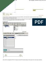 Step7 - PLCSim - WinCC