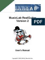 Real Guitar 2 Manual