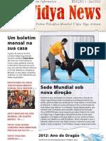 Vidya Yoga News # 01