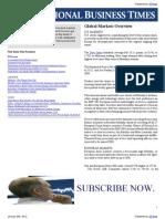 IBT Markets Outlook 24 January 2012
