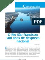 Artigo - Rio São Francisco