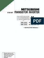 FR-K420,440 - Mitsubishi Drive