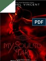 (o)Rachel Vicente - Soul Screamers 01, My Soul to rev