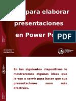Tips Para Presentacion Ppt