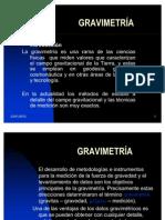GRAVIMETR..