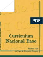 Curriculo Nacional Base Ciclo II