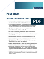 Ports of Auckland Fact Sheet - Ernst and Young