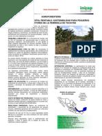 3 agroforesteria. INIFAP