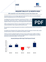 Severely Delinquent Bills at 12-Month High - Dun & Bradstreet-1
