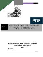 Tugas_Metedologi Perumusan Teori Akuntansi
