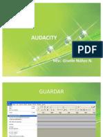 Audacity Presentacion