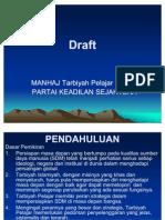Draft Tarbiyah Pelajar