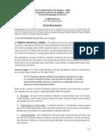 Plano de Aula - DirEmpres (Direito) - UFAL - 2011-VII