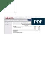 ALA Membership Confirmation