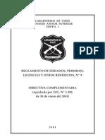 Reglamento 09