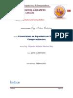 Estructura de computadoras -catalogo