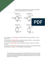 Free-body Diagram_practice Problems