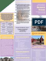 Brochure Assignement