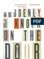 Suddenly, A Knock on the Door by Etgar Keret Sample Chapter