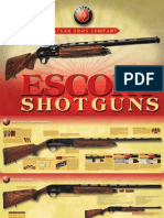 Escort Shotguns 2010