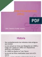 Dispositivos Intrauterinos (DIU)