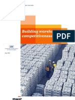 Building Warehousing Competitiveness
