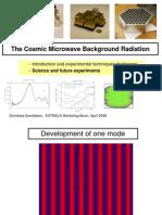 Dorothea Samtleben- The Cosmic Microwave Background Radiation