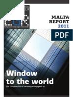 IC 2011 Malta Europrean Hub of Remote Gaming EGR