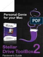 Stellar Drive ToolBox2- Reviewer's Guide