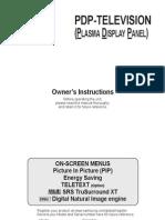 PS 42C96HD Plasma