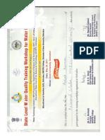 Certificate Ashok3
