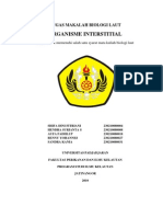 Makalah Organisme Interstitial