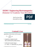 EE2011 Electric-fields (YSP)