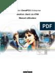 Alcatel Gestion Client via 4760