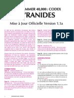 m2190195a FRE Tyranides Version 1 1 Janvier 2012