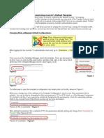 2300042 Joomla v 15 How to Modify the Default Template