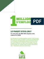 1 Million emplois